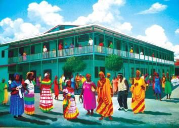 caribbean painting