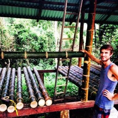 ian with bambu